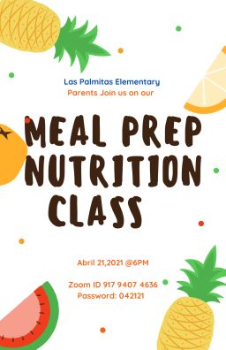 Family Nutrition Workshop